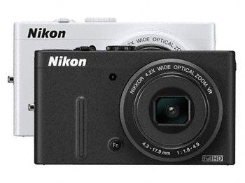 Камера Nikon Coolpix P310 оснащена объективом с максимальной диафрагмой f/1,8