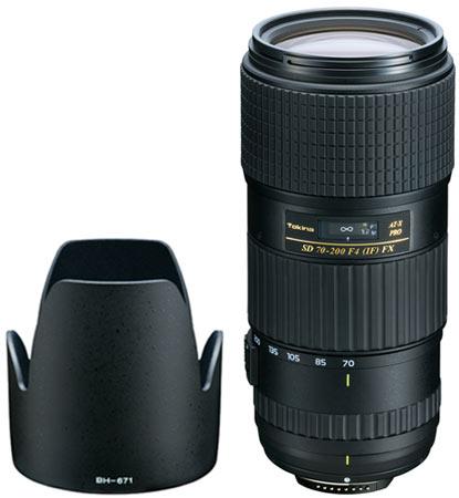 �� ������� ������ Tokina ���������� ����������������� �������� AT-X 70-200mm f/4 PRO IF FX
