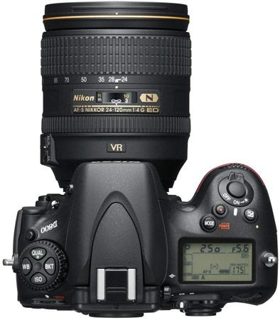 Nikon D800 и D800E открывают новый класс камер