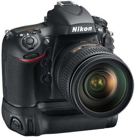 Фото и технические данные камеры Nikon D800 появились накануне официальной премьеры