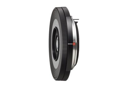 Объектив smc PENTAX-DA 40mm F2.8 XS