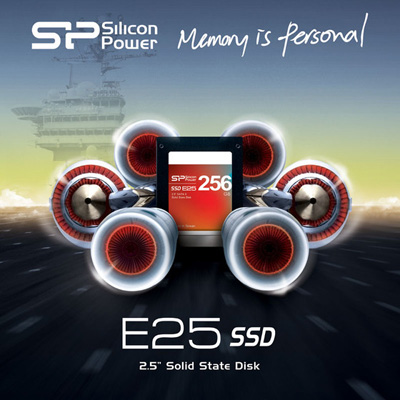 Silicon Power Extreme E25