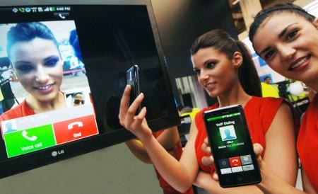 LG продемонстрировала успехи в управлении передачей данных по сети LTE