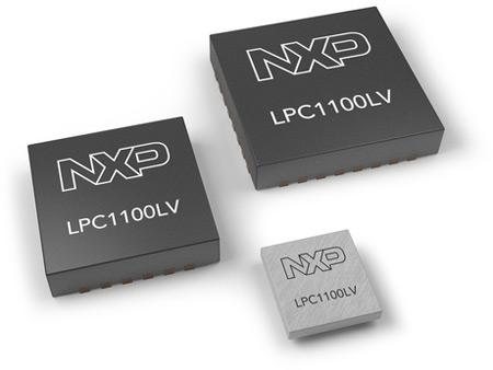 NXP выпускает первые в мире микроконтроллеры ARM Cortex-M0 с двумя напряжениями питания