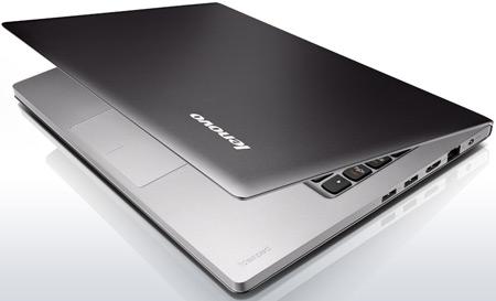Начались продажи ультрабуков Lenovo IdeaPad U300e