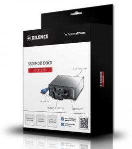 Xilence SSD-/HDD-Dock