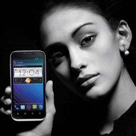 MWC 2012: представлен смартфон ZTE Era на платформе NVIDIA Tegra 3