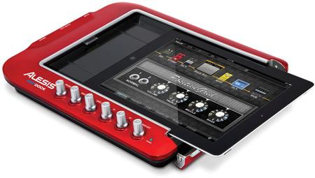 Alesis AmpDock превращает iPad в гитарный процессор