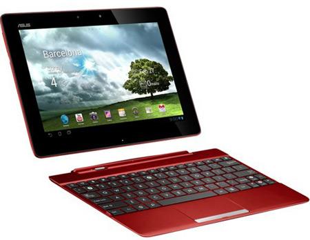 MWC 2011: планшет ASUS Transformer Pad 300 — «облегченная» версия Transformer Prime