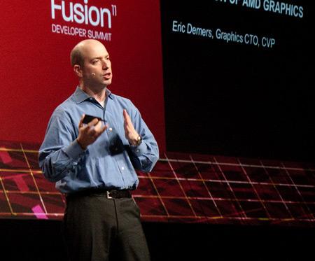 Из AMD ушел главный инженер графического подразделения