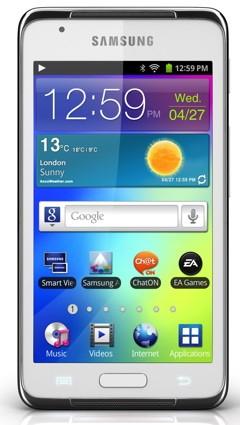 Наладонник Samsung Galaxy S WiFi 4.2