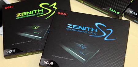 GeIL ���������� ����� �� ����� SSD � ������� Zenith S2 � S3