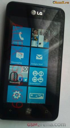 В Сети появились снимки смартфона LG Fantasy E740