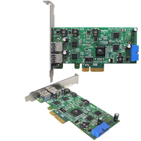 У HighPoint готовы первые в отрасли «гибридные» адаптеры USB 3.0 — RocketU 1142A