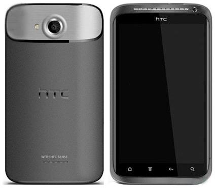 ���������� ������ ��������� HTC Endeavor ����� ����� 1280 x 720 ��������