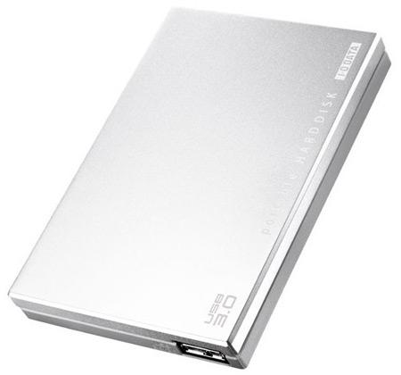 Внешние накопители I-O Data HDPC-UT с интерфейсом USB 3.0 будут предложены в трех цветовых вариантах