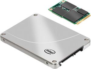 В твердотельных накопителях Intel SSD 313 используется 25-нанометровая флэш-память типа SLC NAND