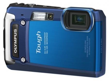 Защищённая камера Olympus Tough TG-820 iHS