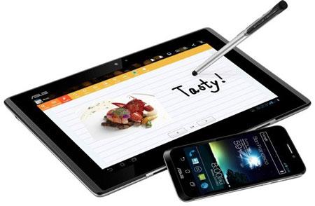 MWC 2012: официально представлено устройство ASUS Padfone, продажи стартуют в апреле