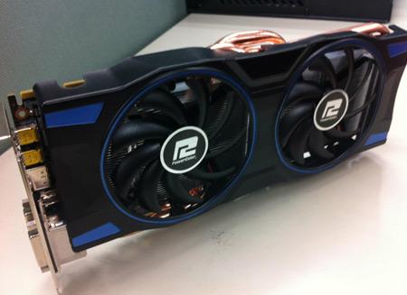 Фото дня: третий «авторский» вариант PowerColor Radeon HD 7970
