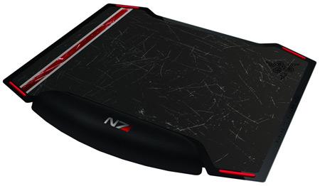 BioWare и Razer представили продукцию в стиле игры Mass Effect 3