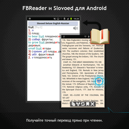 Slovoed для Android