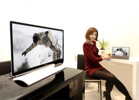 Мониторы Samsung серии TB750