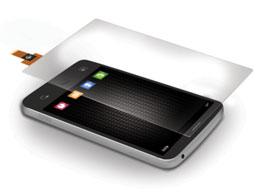 Cypress и NVIDIA сделают сенсорные экраны мобильных устройств тоньше и отзывчивее