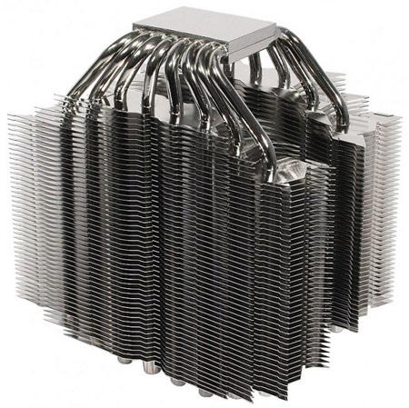 Процессорная система охлаждения Thermalright Silver Arrow SB-E поместится не во всяком корпусе
