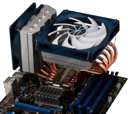 Процессорный кулер Titan Fenrir Siberia Edition