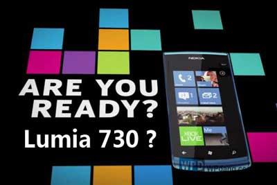 �� MWC 2012 Nokia, ��������, ���������� �������� Lumia 730 ��� ����������� Windows Phone Tango