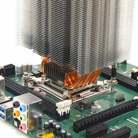 ������� ������ Scythe Screw Kit for Intel LGA 2011 ��� ��������