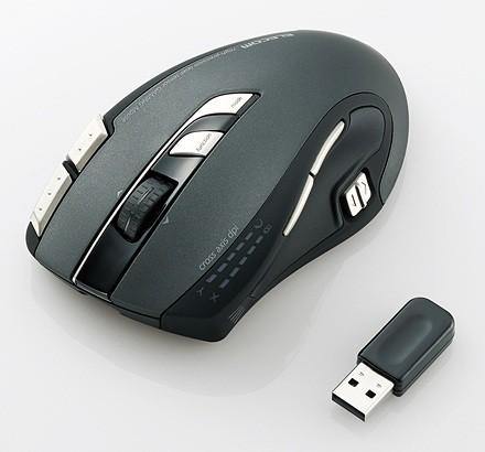 Игровые мыши Elecom