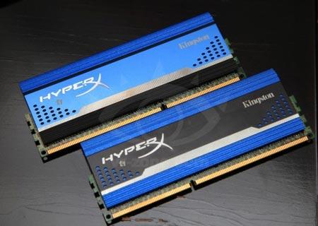 CES 2012: модули памяти DDR3 Kingston HyperX T1 получили высокие радиаторы
