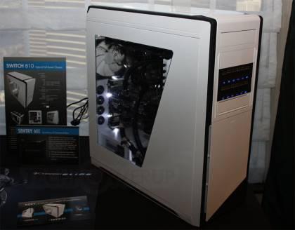 Корпус NZXT Switch 810
