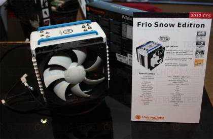 ������������ ����� Thermaltake Frio Snow Edition