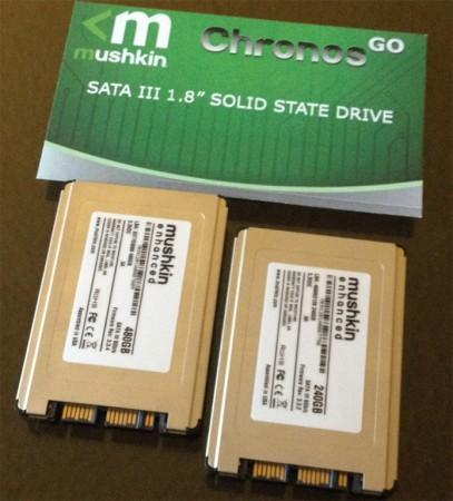 SSD Mushkin Chronos GO