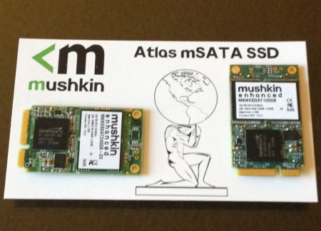 SSD Mushkin Atlas