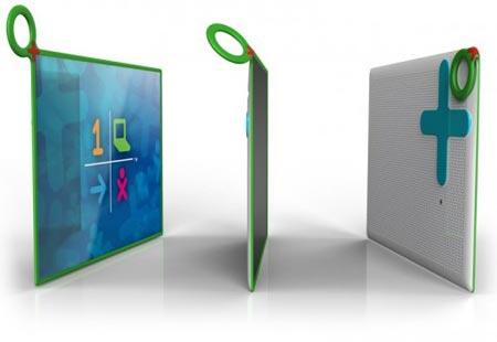 На CES 2012 будет представлен детский планшет XO 3.0