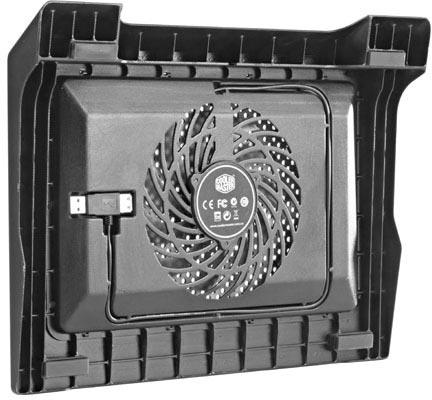 ��������� Cooler Master NotePal D-Lite �������� ��� ��������� � ������� �������� �� 15,6 �����