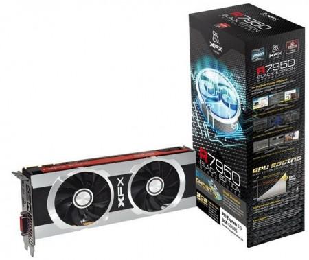 Видеокарта XFX Radeon HD 7950
