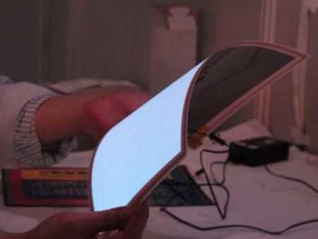 Специалисты Tazmo разработали неорганическую светодиодную панель со световой отдачей 30 лм/Вт