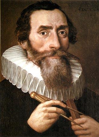Иоганн Кеплер — человек и GPU