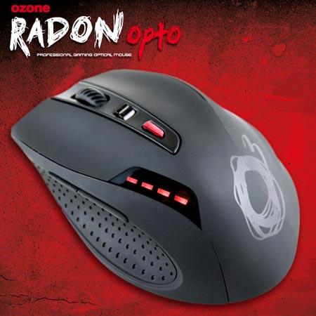 В мыши Ozone Gaming Radon Opto используется датчик Avago 3090