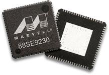 В контроллере SATA 6 Гбит/с Marvell 88SE9230 используется технология HyperDuo