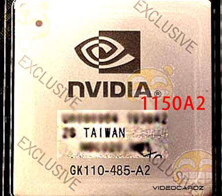 Фото дня: графический процессор NVIDIA Kepler GK110