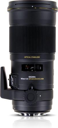 Анонсирован объектив Sigma APO 180mm f/2.8 EX DG OS Macro HSM