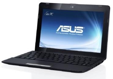 Состоялся выход ноутбука ASUS Eee PC R051BX