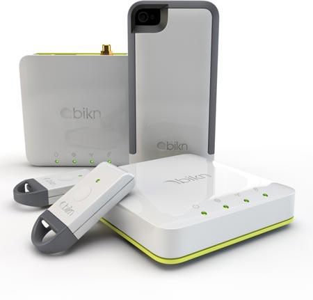CES 2012: Treehouse Labs и NXP представили беспроводную платформу BiKN
