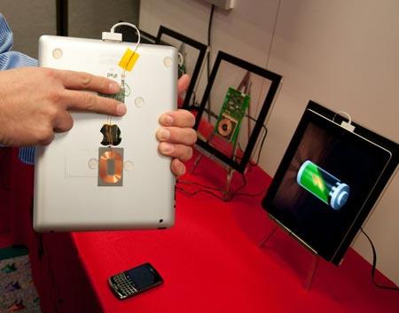 По следам CES: TI показала второе поколение решений для беспроводной зарядки батарей мобильных устройств